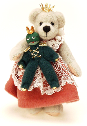 Princess N Frog