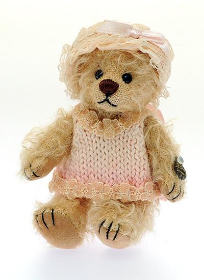 Teddy Baby Rosa