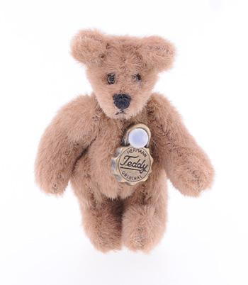 Teddy dunkelbraun