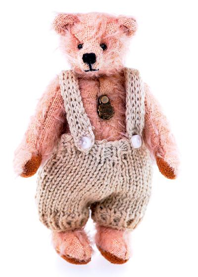 Teddy mit Strickhose